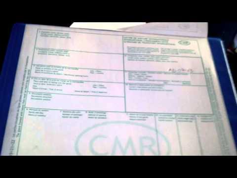 Ce este și cum se completează un  CMR? Ep1