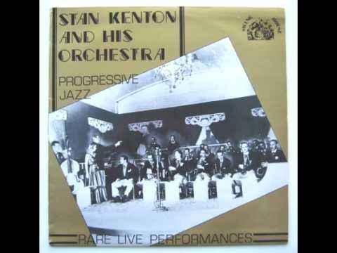 stan kenton progressive jazz orchestra - the peanut vendor (live 1947)