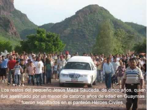 En la dulce memoria del niño Jesus Meza asesinado ...