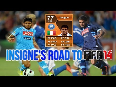 INSIGNE'S ROAD TO FIFA 14 - EPIC PROFITS!! NEW TEAM!! EPISODE 5!!