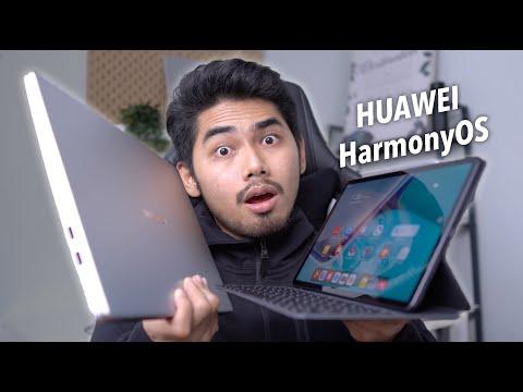 Apa Yang Best Dengan HUAWEI MatePad 11 \u0026 MateBook D15?! 🔥