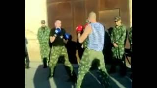 ПОПРОБУЙ НЕ ЗАСМЕЯТЬСЯ - смешные армейские приколы 2017 г. МАЙ