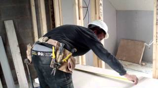 Wonderful Homes - Plasterboarding Starts On 5 New Homes We're Building On Gospel Lane, Birmingham