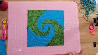 Swirl Block   Round 3