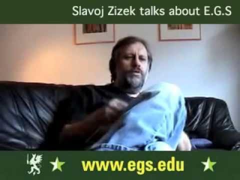 Slavoj Zizek. About European Graduate School. 2006 1/2