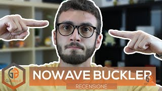 RECENSIONE - Nowave Buckler | Occhiali anti luce blu MADE IN ITALY!