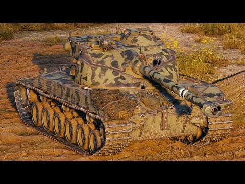 World of Tanks Bat.-Châtillon 25 t - 4 Kills 9,5K Damage thumbnail
