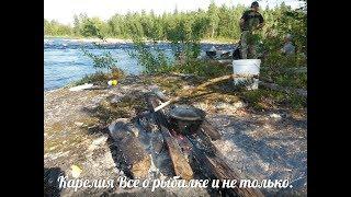 Гости из Москвы  Рыбалка река и озеро