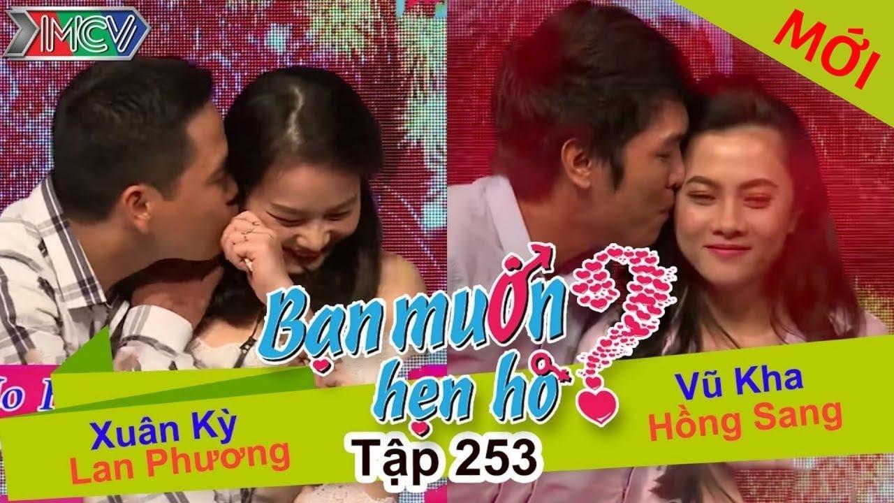 BẠN MUỐN HẸN HÒ #253  Chàng Thanh Hoá đòi 3 tháng cưới ngay nàng Quảng Bình vừa xinh đẹp lại hát hay