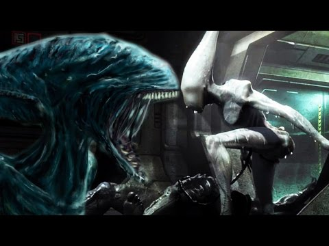 PROMETHEUS: ENDING - WHAT HAPPENED TO THE DEACON ALIEN? EXPLAINED
