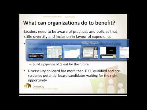 DiverseCity Counts 5 - Leadership Diversity in the Nonprofit Sector