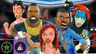 Let's Play - Celebrity Deathmatch with Game Attack