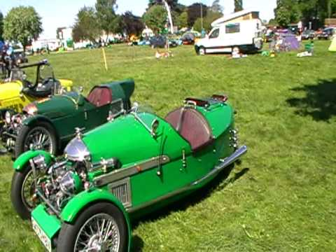3 Wheel Base Kit Cars