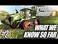 Farming Simulator 19   What We Know So Far #2