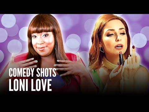 "Loni Love: ""Loving People Based on Food"" Ft. Bree Essrig - Comedy Shots #78"