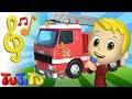 Karaoke | Giochi e canzoni in inglese | Camion di fuoco