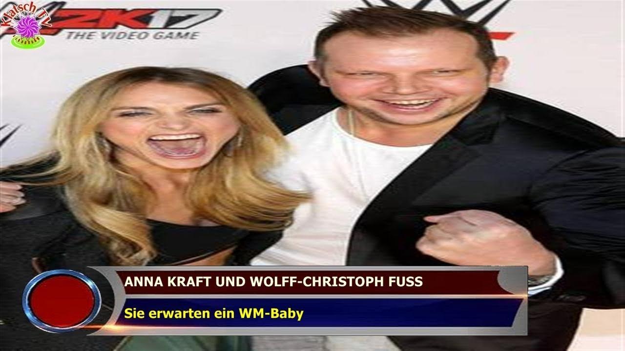 Anna Kraft Und Wolff Christoph Fuss Sie Erwarten Ein Wm Baby Youtube