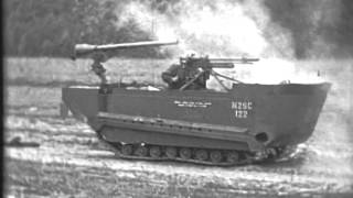 M29C Weasel with 37-mm Gun T32 at Aberdeen Proving Grounds