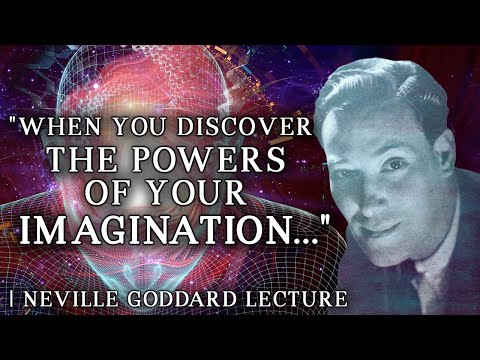 """When you Discover The Powers Of Your Imagination..."" 