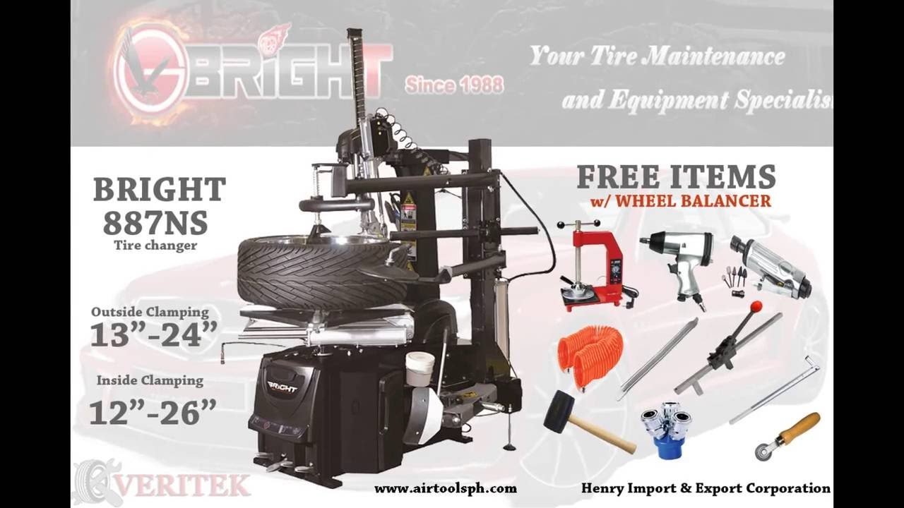 For Sale The Most Affordable Tire Changer In Philippines Youtube