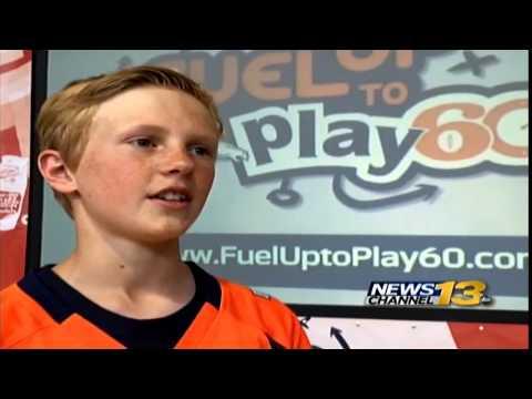 NFL Recruits SoCo Middle Schooler