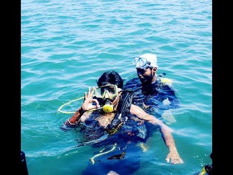 scuba diving in goa | scuba diving in india | scuba diving in HD | scuba diving videos