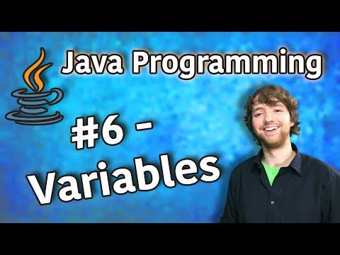 java-programming-tutorial-6---variables