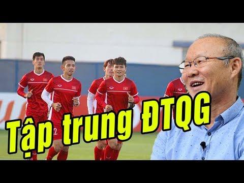 HLV PARK HANG SEO ngừng dẫn dắt U23 Việt Nam - Thái Lan khát khao