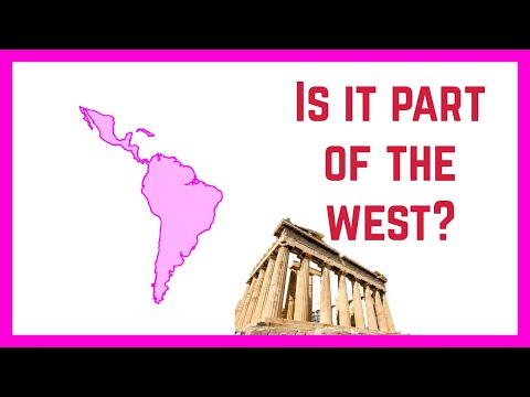 Is Latin America western?