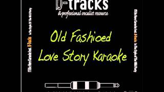 Old Fashioned Love Story karaoke backing track.m4v