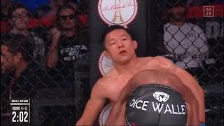 堀口恭司 vs コールドウェル【Bellator世界バンタム級タイトルマッチ】