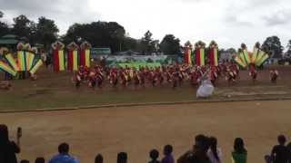 Dumingag 2014(5th Place @Megayon Dance Festival,Dao,Pagadian City)
