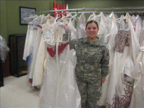 Wedding Dresses For Military Brides 0001