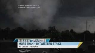 Tuscaloosa, AL Mayor Walter Maddox Weighs In on Tornado (2011) thumbnail