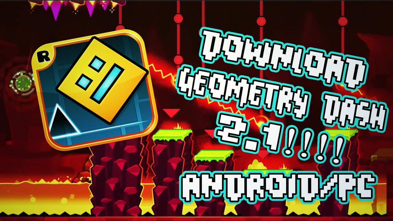descargar geometry dash 2.2 gratis para android