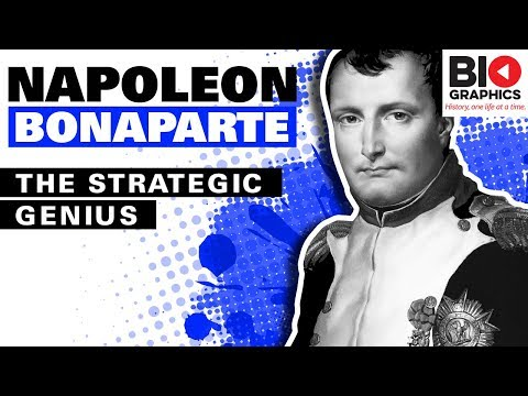 Napoleon Bonaparte: The Strategic Genius