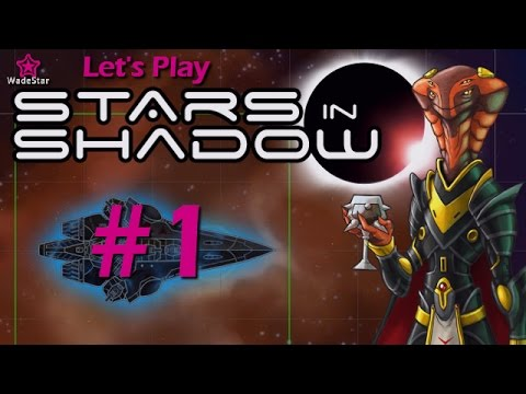 Stars In Shadow Let's Play 1 | Gremak | Game Mechanics Introduction Part 1