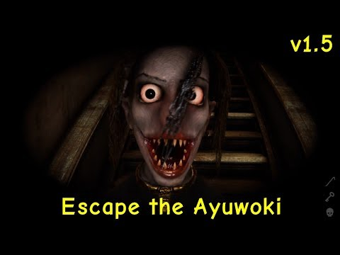 ENDING - Escape the Ayuwoki (Part1) v1.5 Playthrough Gameplay (A Michael Jackson Horror Game)