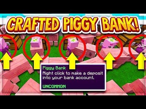 piggy bank hypixel # 42