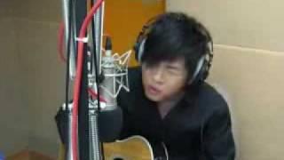台灣Iradio 胡彥斌自彈自唱《巴黎鐵塔》