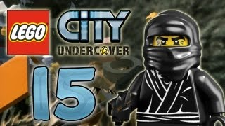 Let's Play Lego City Undercover Part 15: The Chase Begins?! & ?-Block Easter Egg