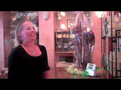 Chocolate Bunny Raffle Winner