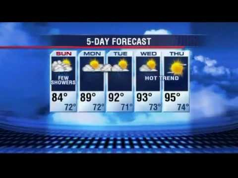 st louis weather news information today youtube. Black Bedroom Furniture Sets. Home Design Ideas