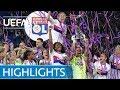 Lyon v Paris: 2017 UEFA Women's Champions League final