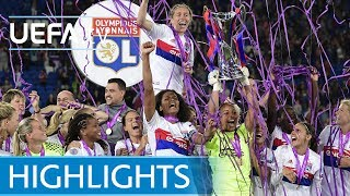 Lyon v Paris: 2017 UEFA Women's Champions League final