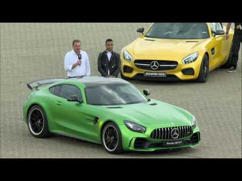 World Premiere Mercedes-AMG GT R