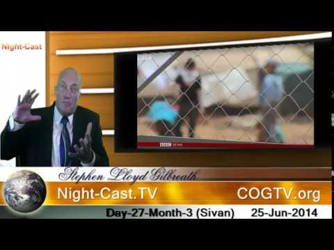 Watch Now -- 25-June-2014 -- Night-Cast.TV World News June 25