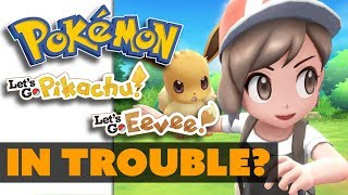 Pokemon Let's Go Games Already Underperforming?