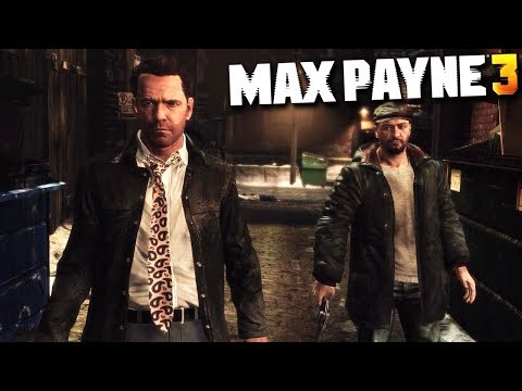 Max Payne 3 - Chapter #4 - Anyone Can Buy...