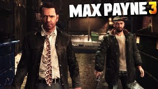 Max Payne 3 - Chapter #4 - Anyone Can Buy Me a Drink (All Collectibles)